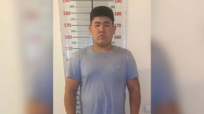 «Тараздық полицей» Алматыға кетіп бара жатқан адамдарды тонаған