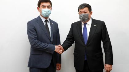 «Nur Otan» партиясы Атырау облыстық филиалы төрағасының бірінші орынбасары тағайындалды