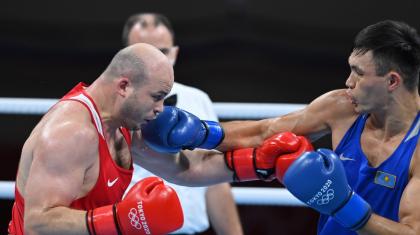 Қамшыбек Қоңқабаев Токио оимпиадасының жартылай финалына өтті
