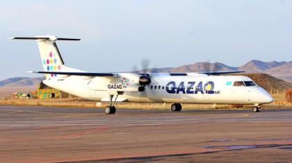QAZAQ AIR әуе кемелері қазақстандық тіркеуге берілді