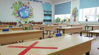 Түркістан облысында 38 мұғалім мен 148 оқушыдан коронавирус анықталды