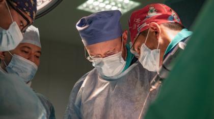Нұр-Сұлтан дәрігерлері «хрусталь балаларға» бірегей операция жасады