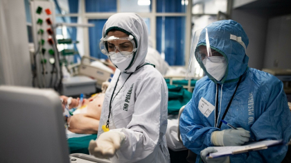 COVID-19: Өткен тәулікте 2,5 мың адамнан вирус анықталды