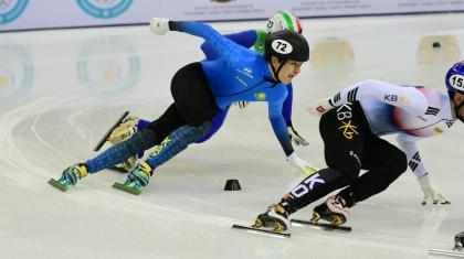 Қысқы Олимпиадаға іріктеу турнирі: шорт-тректен қатысатын қазақстандық спортшылар анықталды