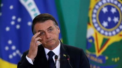 Бразилия Сенаты ел президентін адамзатқа қарсы қылмыс жасады деп айыптады