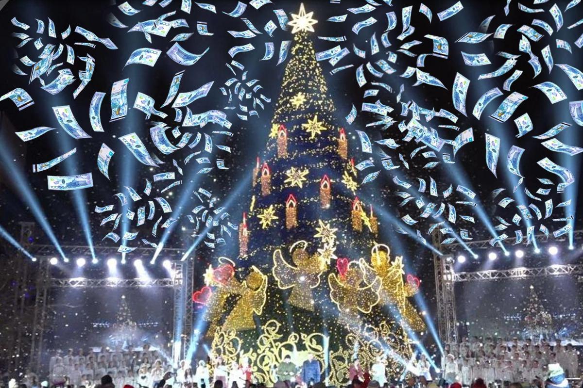 Тараз әкімдігі қараша келмей жатып Жаңа жылға дайындықты бастап кетті