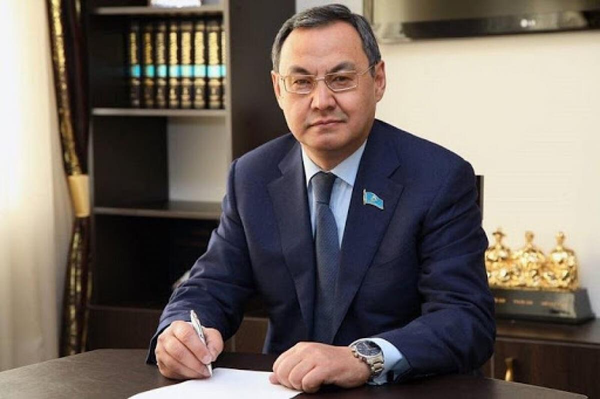 Ақылбек Күрішбаев Сенат депутаттығына ұсынылды