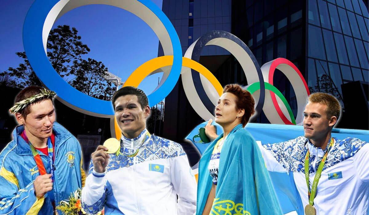 Қазақстан спортшылары Токио олимпиадасына 53 жолдама жеңіп алды