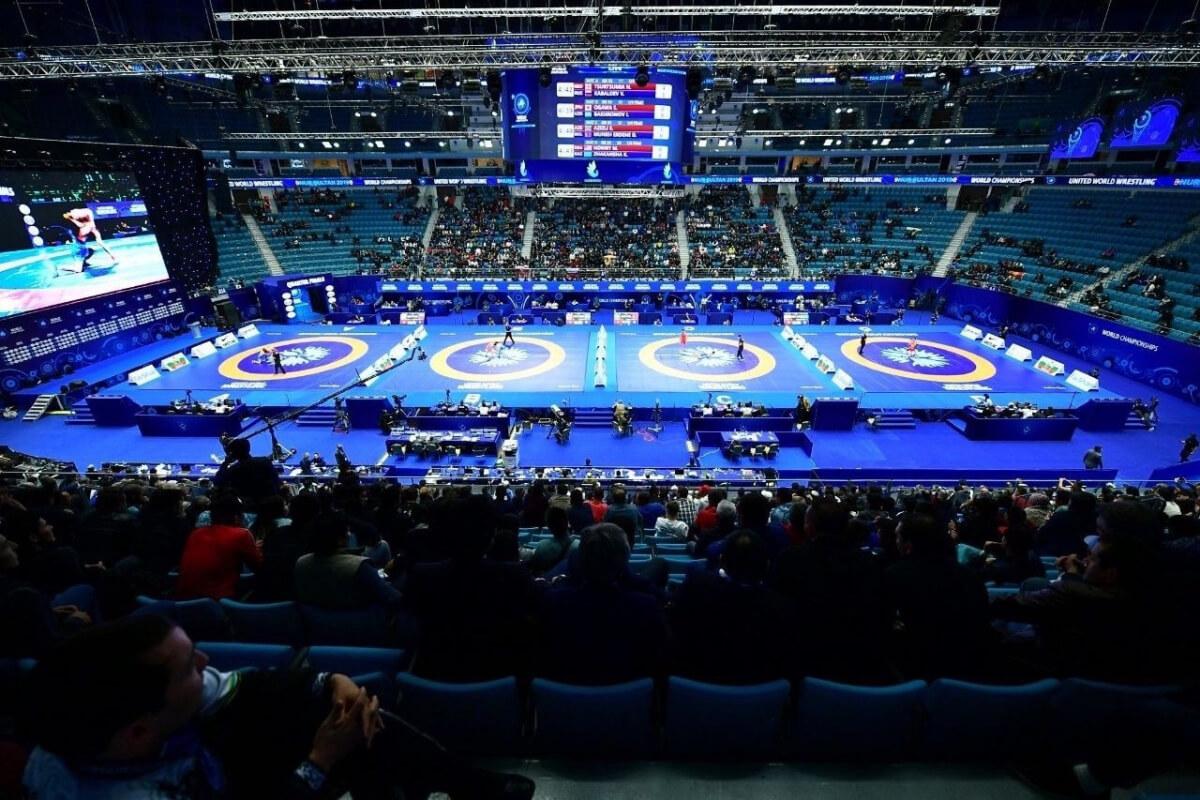 Будапештте еркін күрестен әлем чемпионаты өтіп жатыр