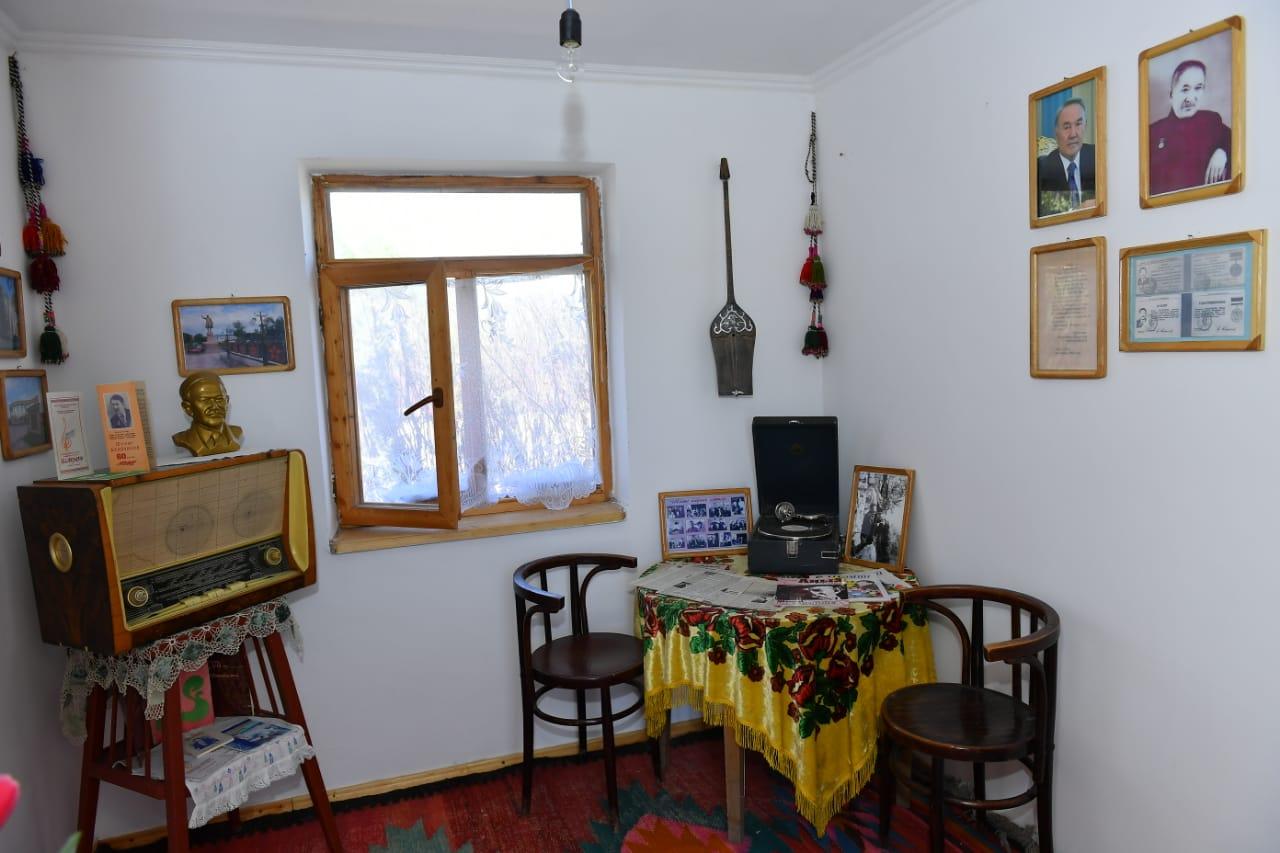Қазақстанда Шәмші Қалдаяқовтың музейі ашылды